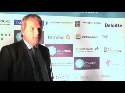 OIL COUNCIL: Christof Ruhl Interview, Oil Council World Assembly.