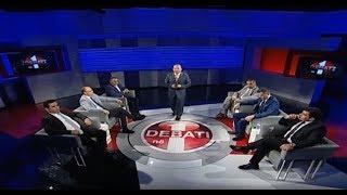 Debati ne Channel One - Arresti në shtëpi i Saimir Tahirit