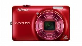 Nikon Coolpix S6300 Review