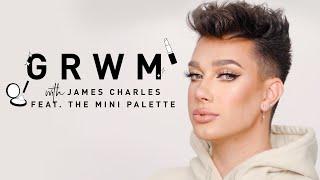 #GRWM w/ James Charles ft. The Mini Palette