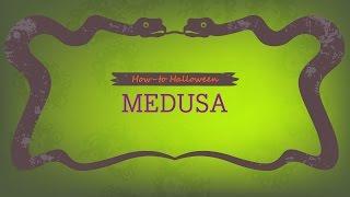 How-to Halloween: Medusa Thumbnail