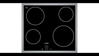 варочная поверхность Bosch PKF 645 C17 обзор