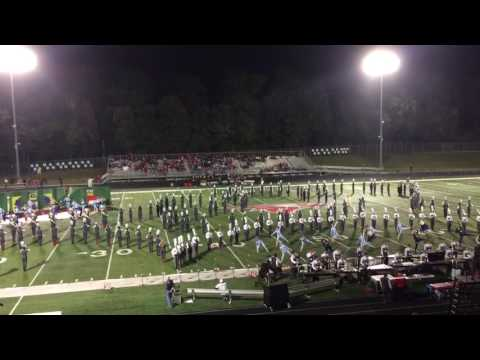 Nixa Crimson Corps - October 14, 2016. Goodnight Moon
