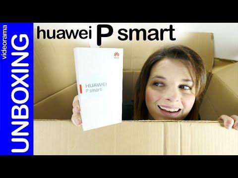 Huawei P Smart unboxing -el P8 Lite SUPER renovado-