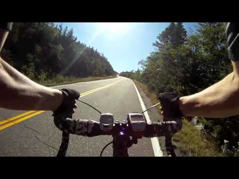 f442f5fc526 Cycling up Whiteface Mountain - YouTube