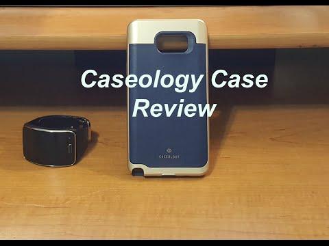 Samsung Galaxy Note 5 (Caseology Case)