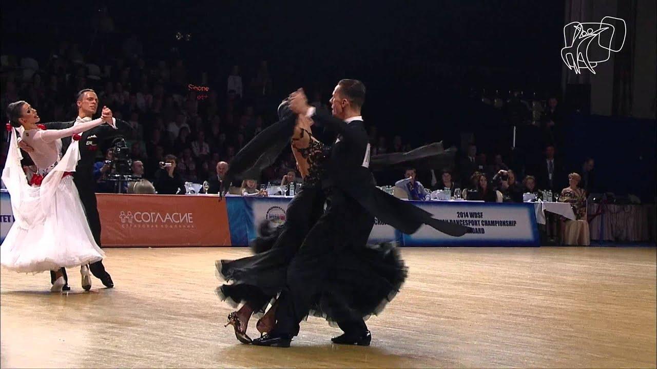 Amateurs Ballroom Finals Presentation Diego And Ekaterina