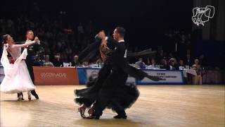 Final Tango | 2014 Euro STD | DanceSport Total