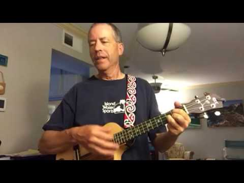 Simple ukulele - Crawdad Song - Robert Krout