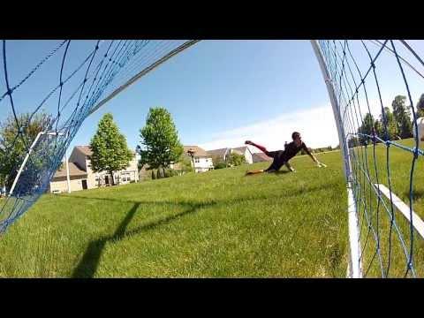 Goalkeeping Recruit Charlie Breit (GoPro)