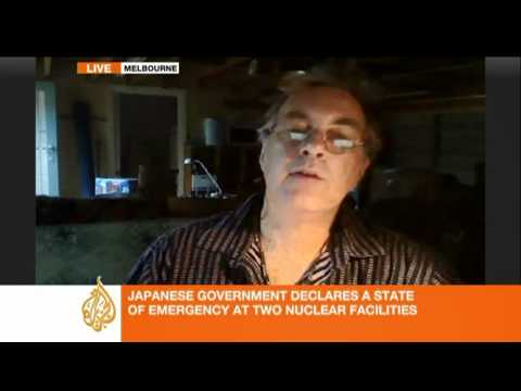 Nuclear expert comments on Japan's crisis