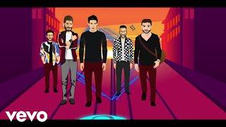 Lerica, Danny Romero, Agustin Casanova - Solito Solo (Lyric Video)