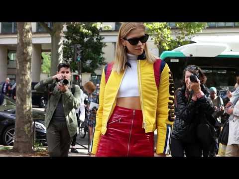 Street Style Highlights | Paris Fashion Week S/S 2018