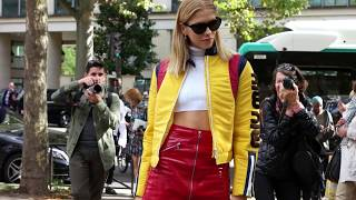 Street Style Highlights | Paris Fashion Week S/S 2018