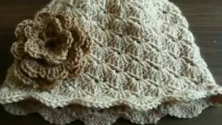 4977019abcf8 v2Movie   Πλεκτό σκουφάκι - καπελάκι Νο 2!!! Art of crochet - by Airis