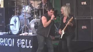 Axel Rudi Pell - Game Of Sins, Live Rockfels 2017