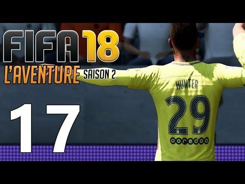 FIFA 18 FR - L' AVENTURE - 1/2 Finale Coupe de France #17