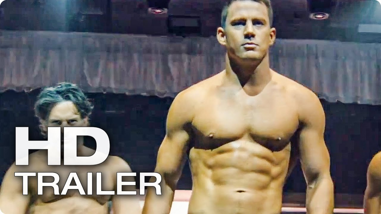 MAGIC MIKE XXL Trailer German Deutsch  2015    YouTube YouTube Premium