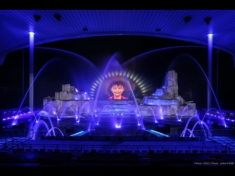 Fountain of Dreams Show Wuyishan China