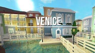 ROBLOX | Welcome to Bloxburg: Venice 330k