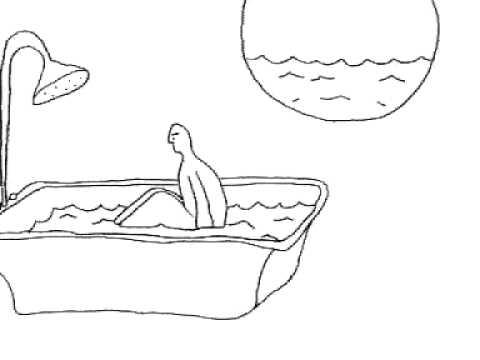 der mann in der badewanne youtube. Black Bedroom Furniture Sets. Home Design Ideas