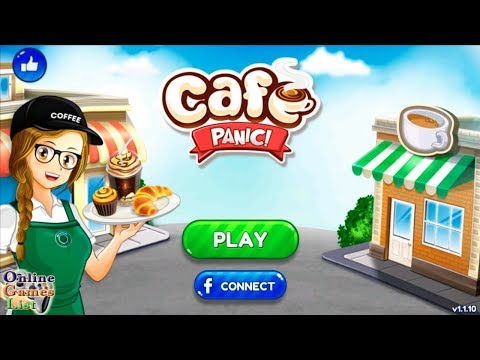 Cafe Panic: Cooking Restaurant (ANDROID/iOS) Gameplay