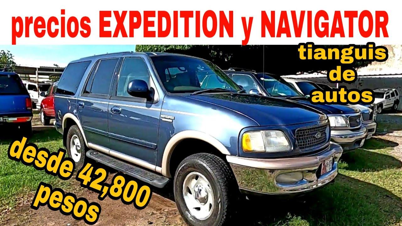 camionetas en venta FORD EXPEDITION lincoln navigator TIANGUIS DE AUTOS en venta zona autos usados