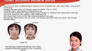 Goji cream Indonesia Medan: efek samping, testimoni