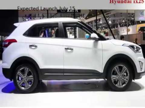 Hyundai Ix25 Compact Suv Review Images
