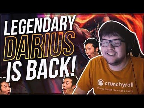 DYRUS • LEGENDARY DARIUS IS BACK!