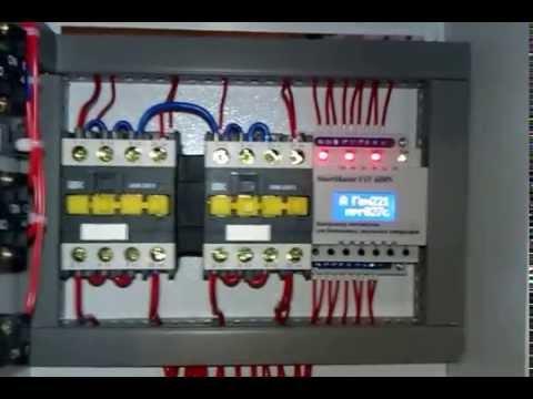АВР для генератора. Автозапуск генератора.