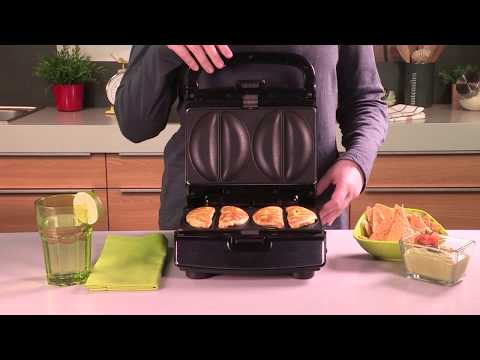 empanadas maken met de tefal snack collection youtube. Black Bedroom Furniture Sets. Home Design Ideas