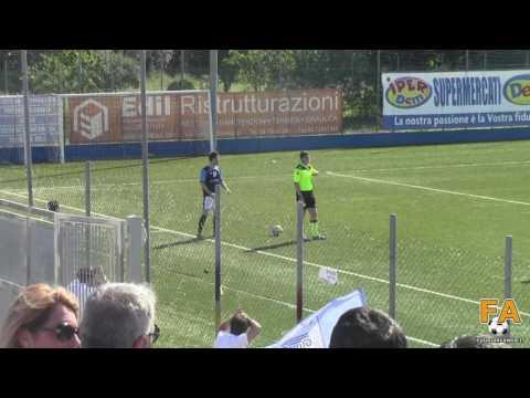 FINALE COPPA LAZIO, 1° Categoria: Football Riano - Luiss 1-2 sosp. 9'pts