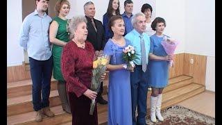 Годы на вес золота. Чета Киселёвых отметила 50 лет супружеской жизни.