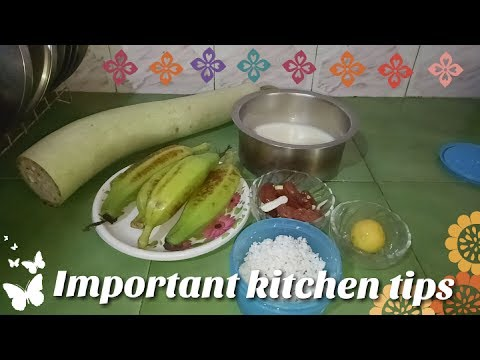 MOST IMPORTANT TIPS AND TRICKS OF KITCHEN IN HINDI - BASIC KITCHEN'S TIPS FOR BEGINNERS By Toy N Joy