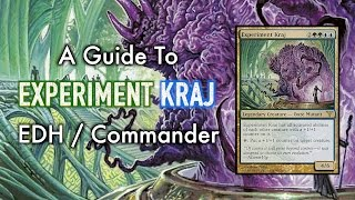 mtg a guide to experiment kraj commander edh for magic the gathering