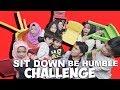 SIT DOWN CHALLENGE - THARIQ MENANG CURANG -  Gen Halilintar