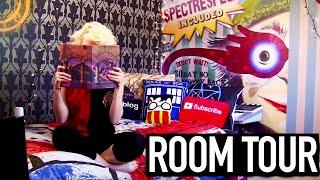 My Fandom Room Tour 2015 | Tessa Netting