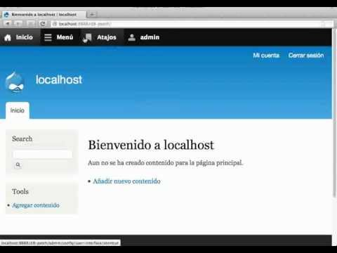 Drupal 8: easy install in choice of language