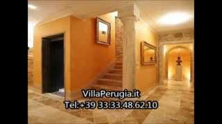 Villa di lusso in vendita, luxury villa for sale Perugia, Umbria, Italia, Italy. VillaPerugia.it
