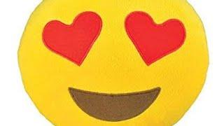 How to draw a heart eye emoji||  Art Handwork