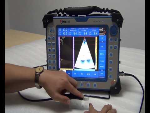 DOPPLER - Flexible Phased Array Probe on PhaScan