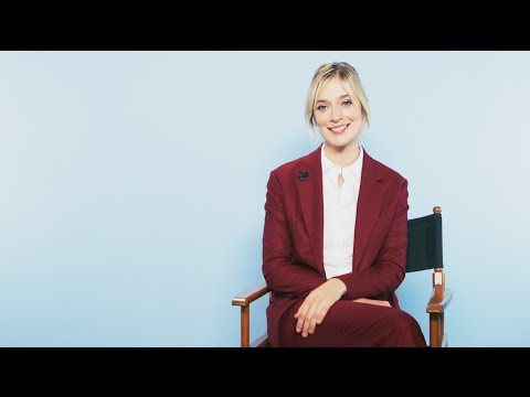 Caitlin FitzGerald talks about Masters of Sex! 2015!