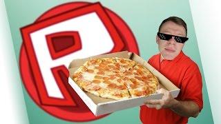 Roblox Po Polsku #18 - Napierdzielamy Pizze! (WAA Pizza Place) /Bladii /Diabeuu || Plaga