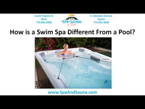 Swim Spas Carson City - Lap Pools, Aquatic Exercise Pools