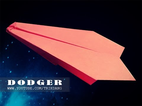 Best Paper Planes: How to make a paper airplane that Flies for Kids | Dodger