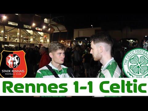 Rennes 1-1 Celtic | Full-Time Reaction