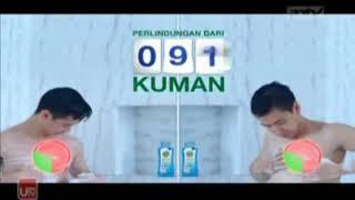 Iklan Dettol ProFresh Cool - 100% Jagoan ft Marcus Gideon & Kevin Sanjaya 15s (2018)