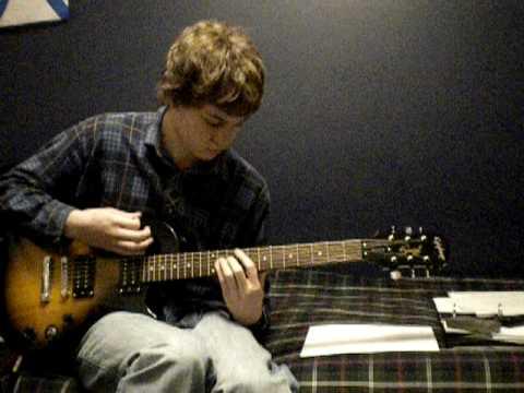 Somewhere I Belong- Linkin Park guitar cover