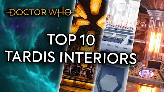 Best Tardis Interiors From Doctor Who